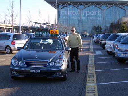 EuroAirport Taxi Service Basel
